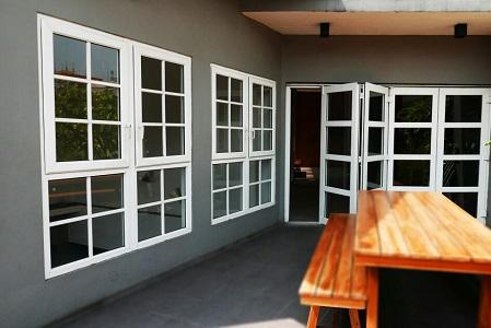 jendela uPVC Bandung